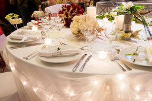 Get Mills Linen for your next Event